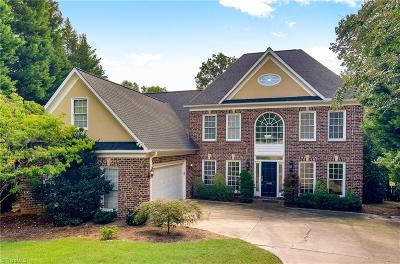 Greensboro Single Family Home For Sale: 1605 Deercroft Court