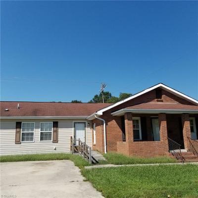 Alamance County Single Family Home For Sale: 1308 Eldorado Street