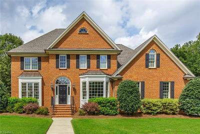 Alamance County Single Family Home For Sale: 549 Meadowood Drive