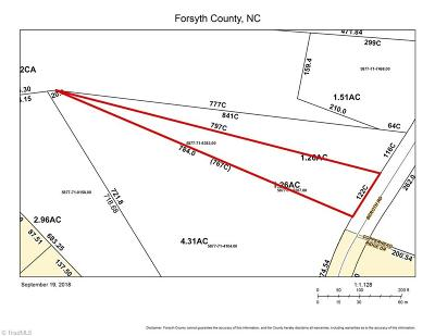 Pfafftown Residential Lots & Land For Sale: Beroth Road