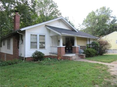 Ardmore Single Family Home For Sale: 1456 Miller Street