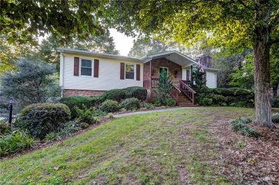 Clemmons Single Family Home For Sale: 304 Tamworth Drive