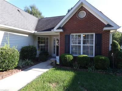 Winston Salem Single Family Home For Sale: 4960 Terrence Drive