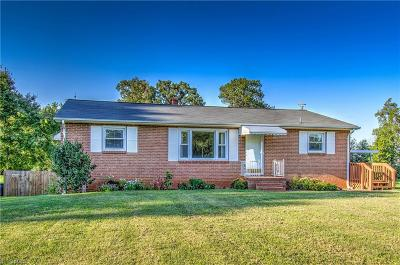 Kernersville Single Family Home For Sale: 4725 Monitor Avenue