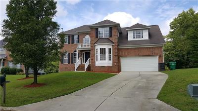 High Point Single Family Home For Sale: 1857 Runner Stone Drive