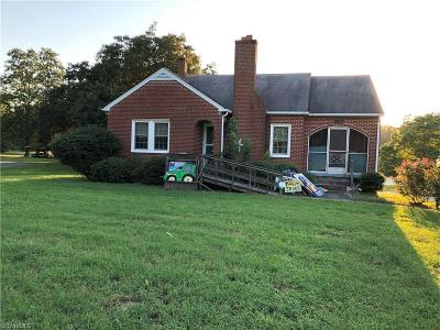 Alamance County Single Family Home For Sale: 1084 Nc Highway 87