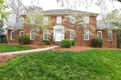 Greensboro Single Family Home For Sale: 900 McDowell Drive