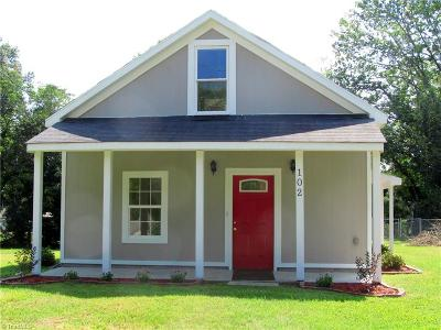 High Point Single Family Home Due Diligence Period: 102 Avery Avenue
