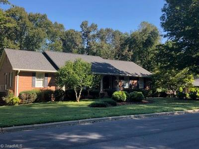 Mocksville Single Family Home For Sale: 244 Beechwood Drive