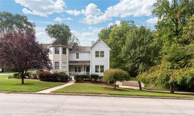 Greensboro Condo/Townhouse For Sale: 2803 Camden Road