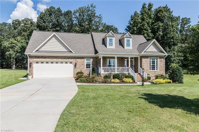 Browns Summit Single Family Home For Sale: 3009 Pearson Farm Drive