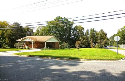 Greensboro Single Family Home For Sale: 1810 Old Jones Road