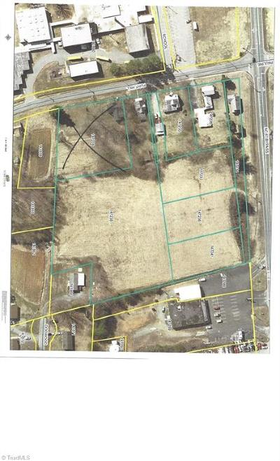Yadkin County Residential Lots & Land For Sale: 305 Flint Hill Road