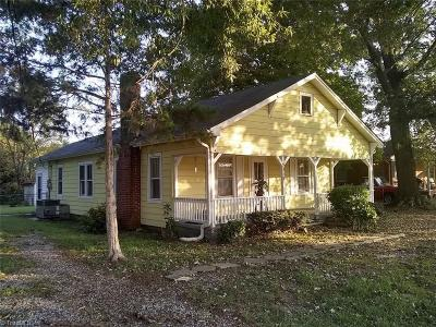 McLeansville Single Family Home For Sale: 5318 Frieden Church Road