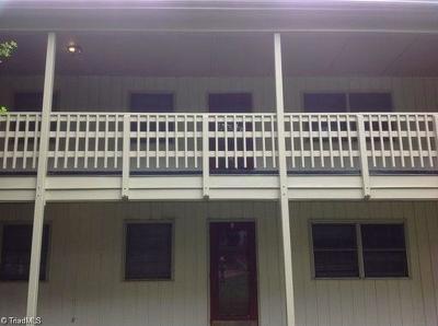 Winston Salem Condo/Townhouse For Sale: 2820 Pelham Place #H