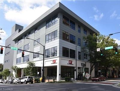 Winston Salem Condo/Townhouse For Sale: 400 W 4th Street #304
