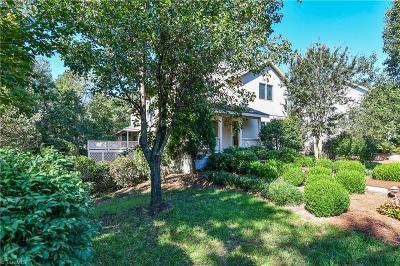 Greensboro Single Family Home For Sale: 3804 Rockingham Road S