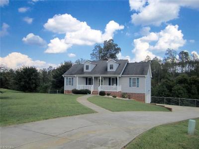 Single Family Home For Sale: 665 Austin Park Drive