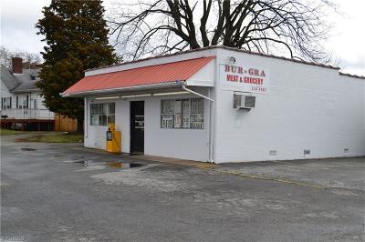 Burlington Commercial For Sale: 516 Anthony Street
