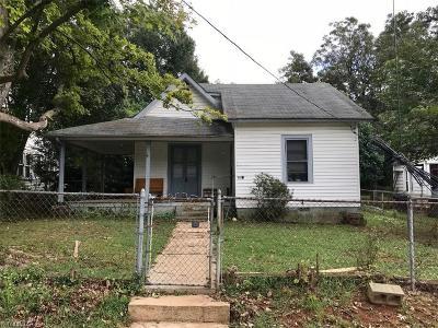Lexington Single Family Home For Sale: 223 Vance Street