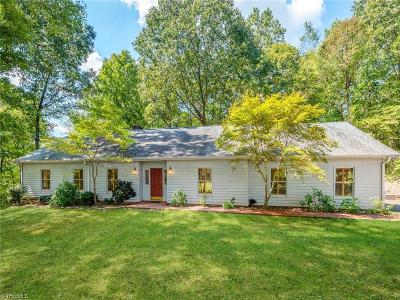 East Bend Single Family Home For Sale: 1022 Shume Road