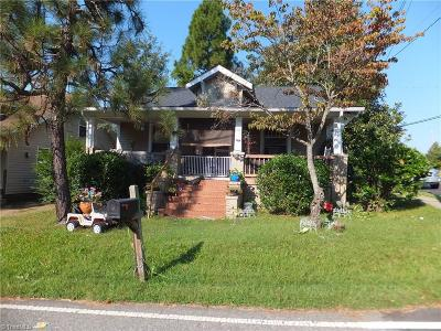 High Point Single Family Home For Sale: 700 Richland Street