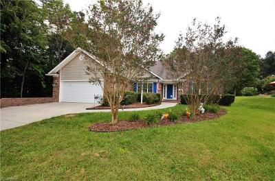 High Point Single Family Home For Sale: 3814 Payne Road