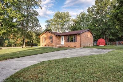 Greensboro Single Family Home For Sale: 2318 Emerywood Road