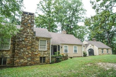 Lexington Single Family Home For Sale: 1203 Fairview Drive