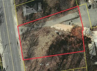 Guilford County Commercial Lots & Land For Sale: 629 S Elm Street