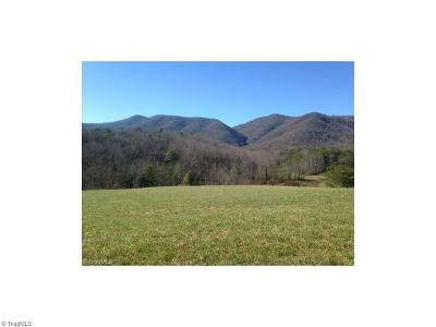 Surry County Residential Lots & Land For Sale: 159 Fisher Gap Church Road