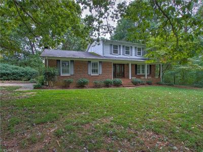 McLeansville Single Family Home For Sale: 5114 Valley Run Road