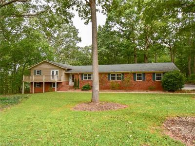 Asheboro Single Family Home Due Diligence Period: 5054 Red Fox Trail