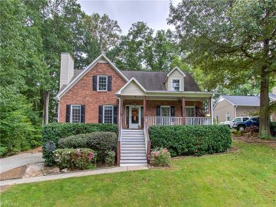 Kernersville Single Family Home Due Diligence Period: 1549 Jubilee Trail