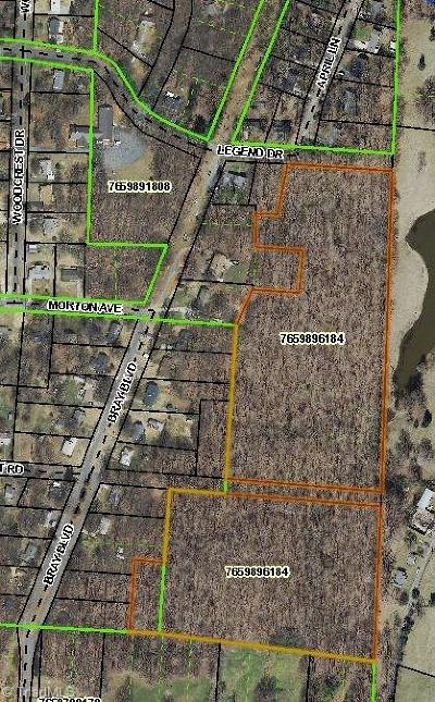 Asheboro Residential Lots & Land For Sale: Legend Drive
