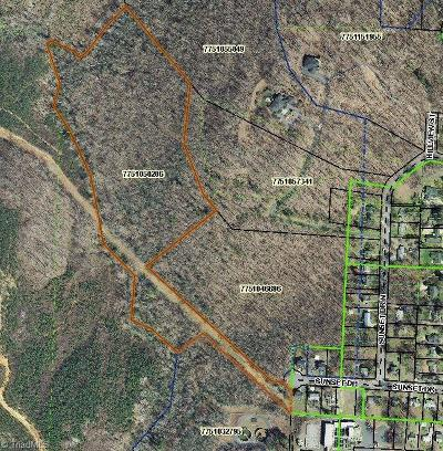 Asheboro Residential Lots & Land For Sale: Sunset Drive