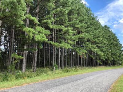 Surry County Residential Lots & Land For Sale: Stamie Woods Road