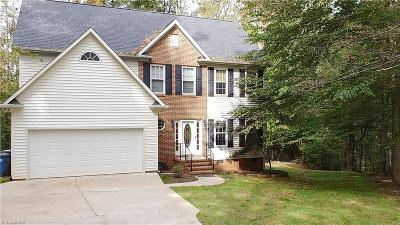 Rockingham County Single Family Home For Sale: 2609 River Run Road