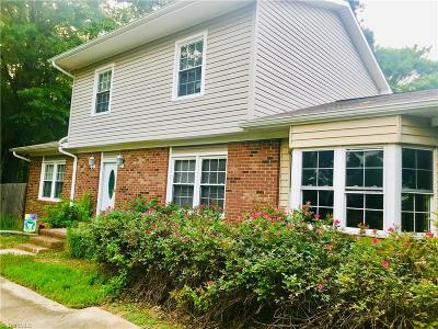 Rockingham County Single Family Home For Sale: 167 Overland Trail