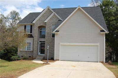 Kernersville Single Family Home For Sale: 101 Coltsgate Drive