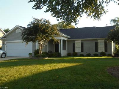 Kernersville Single Family Home Due Diligence Period: 235 Silver Creek Trail