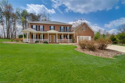 Rockingham County Single Family Home For Sale: 110 Scarlett Lane