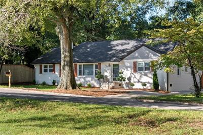 Latham Park Single Family Home For Sale: 1103 Latham Road