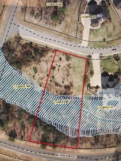 Asheboro Residential Lots & Land For Sale: Lot 46 Map 2 Sykes Farm Road