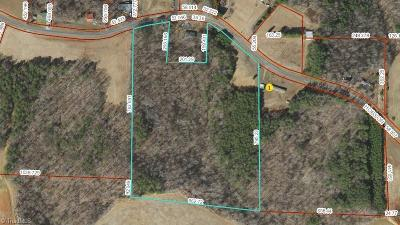 Yadkin County Residential Lots & Land For Sale: Hobson Road