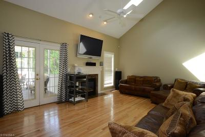 High Point Single Family Home For Sale: 3620 Dairy Point Drive