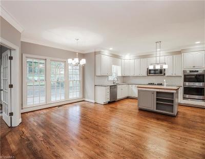 Greensboro Single Family Home For Sale: 3807 Buncombe Drive