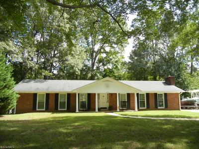 Guilford County Single Family Home For Sale: 2502 Guyer Street