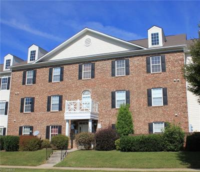 Kernersville Condo/Townhouse For Sale: 7306 McConnell Drive