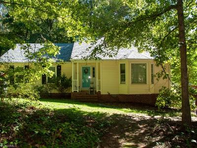 Pleasant Garden Single Family Home For Sale: 5409 Running Mead Road